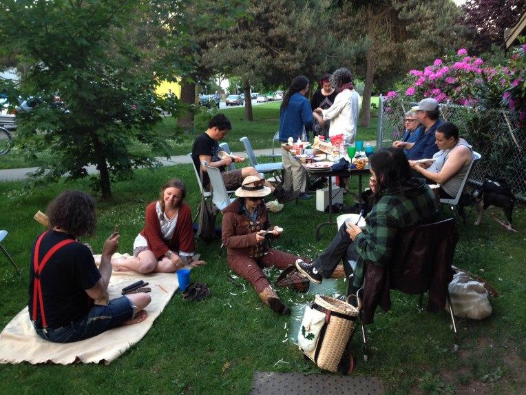 lawn gang May 2015
